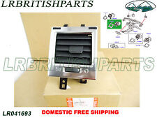 LAND ROVER VENT DUCT HEATER AIR INLET RANGE R SPORT 10-13  LH OEM LR041693