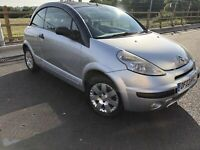 Citroen C3 Pluriel 1.4 petrol 2003 Convertible Breaking Spares All Parts Cheap