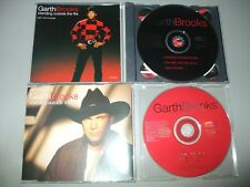Garth Brooks - Standing Outside the Fire (2 CD Set) CD 1 & 2 7 Tracks  Mint/New