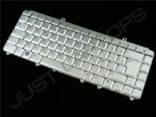 New Genuine Original Dell XPS M1530 French Francais Silver Keyboard Clavier