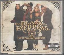 Black Eyed Peas Don't Phunk With My Heart Cd Europe A&m 2005 2 Track B/W Bend