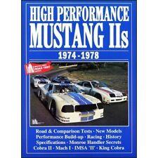 Alto Rendimiento Mustang IIS 1974-1978 libro papel