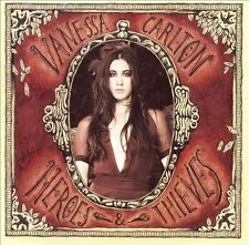 Heroes & Thieves by Vanessa Carlton (CD, Oct-2007, Motown)