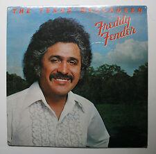 Freddy Fender Sealed Starflyte LP 1977 Huey P. Meaux