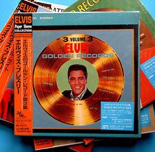 Elvis Presley , Elvis' Golden Records , Volume 3  ( CD_Paper Sleeve_Japan )