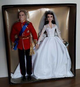 Barbie Collector Royal Wedding Set