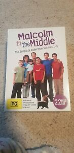 Malcolm In The Middle Complete Collection DVD