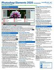 Photoshop Elements 2020 Training Guide Quick Reference Card 2 Page Cheat Sheet