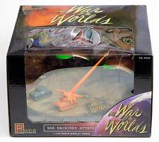Pegasus 1/144 War of the Worlds War Machines Attack Diorama BUILT UP MODEL 9902