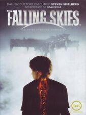 Falling Skies - Stagione 1 (3 DVD) - ITALIANO ORIGINALE SIGILLATO -