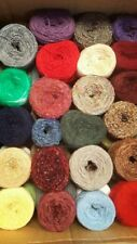 Yarn Cakes Assorted Plys Textures wool Crochet Knitting 4000g toy making crafts
