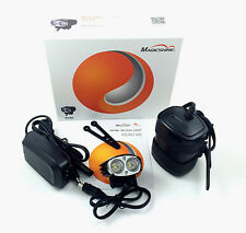 MagicShine Upgrade MJ880 XM-L2 2000 Lumen LED Bicycle Bike Light 6.6Ah Battery