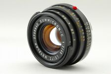 NEAR MINT- Leitz Wetzlar Summicron-C 40mm f/2 Lens Leica M CL CLE from Japan#q24