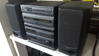 Kenwood A-311 x-311L HI-FI 2 separates stereo system