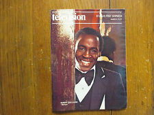 March 15, 1981 St. Louis Post-Dispatch TV Magazine(BENSON/ROBERT  GUILLAUME)