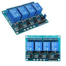 Module de relais 24V (dc,ac) 4 canaux Pour Arduino ou utilisation perso Neuf