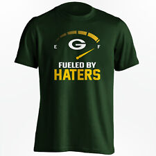 Green Bay Packers - Fueled By Haters T-Shirt - S-5XL