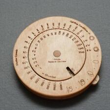 wooden exposuremeter