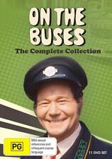 On The Buses   Complete Series, DVD