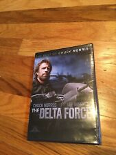 THE DELTA FORCE DVD THE BEST OF CHUCK NORRIS NEW SEALED