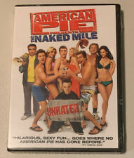 American Pie Presents: The Naked Mile (DVD, 2006, Unrated Anamorphic Widescreen)