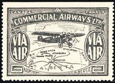 CL47, Mint VF H Commercial Airways Semi-Official Stamp Cat $125.00 - Stuart Katz