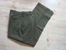 Us Army m37 campo pantalones wool od Field Trouser wkii ww2 Uniform USMC marines w29 M
