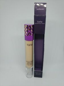 Tarte Shape Tape Glow Wand Contour Concealer Full Size 0.2 oz - Sunbeam *read