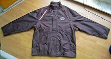 Cleveland Browns Reebok NFL Apparel Windbreaker Jacket, Men's Adult Large 5031A