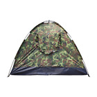 Zimtown 4 Person Outdoor Camping Waterproof 4 Season Folding Tent Camouflage Hik