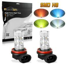 Pack2 Daytime Running Light H8 H11 64212 Osram 50W LED Bulb 4-Color lens