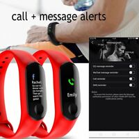 M30S Fitness Blood Pressure Oxygen Heart Rate Monitor Smart Watch Band Bracelet
