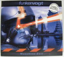 """Funker Vogt - """"Maschine Zeit"""" - Pappcover CD Spec. Lim. Edition - wie Neu !!!"""