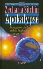 ZECHARIA SITCHIN Apokalypse. Armageddon, die Endzeit und die Prophezeiungen �€�