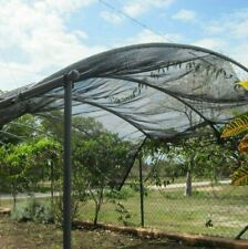 Cerbior 30% Uv Sunblock Shade Cloth Cover for Garden Plants Black Greenhouse