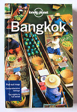 Bangkok Guida Lonely Planet EDT English guide Thailand Asia Tailandia