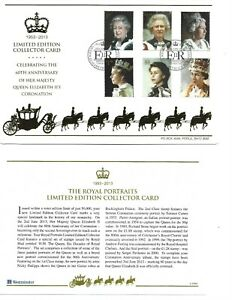 2013 Queens 60th Anniversary Gold Collectors Card - Limited Condition