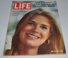LIFE Magazine July 24 1970 CANDICE BERGEN cover