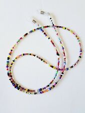 Colours cord chain lace lanyard strap string eyewear sunglasses reading magnify