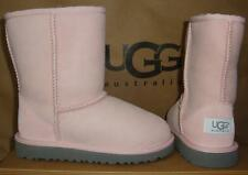 UGG Australia KIDS Baby Pink Classic Short Boots Toddler Size US 10 NIB 5251 T
