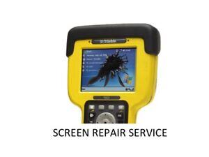 Trimble TSC2 Touch Screen Repair Service (Using Trimble Original LCD) GPS RTK
