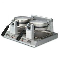 Waring Ww250B Commercial Belgian Waffle Maker 208V, 2700W 1 Year Full Warranty