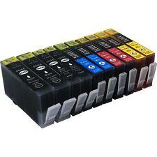 10 Patronen für HP 364 PhotoSmart  C 310 a