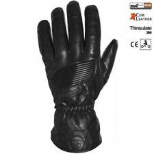 Gants noir Bering pour motocyclette