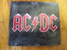CD AC/DC  Black Ice