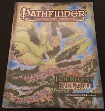 Pathfinder Campaign Setting JADE REGENT POSTER MAP FOLIO Paizo D&D 3.5 SW NEW!
