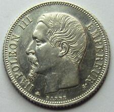 1 Franc - Napoléon III - 1860 A - Paris - Abeille