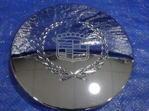 96-06 CADILLAC ELDORADO DEVILLE DTS SEVILLE CHROME Wheel Hub Center Cap nc