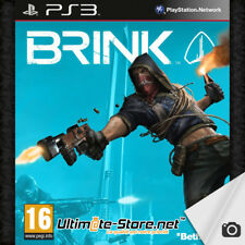 Jeu PS3 Brink - PlayStation 3 - Bethesda / Splash Damage