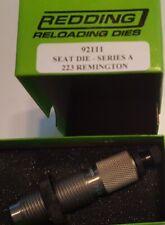 92111 REDDING STANDARD SEATING DIE - 223 REMINGTON - NEW IN BOX - FREE SHIPPING